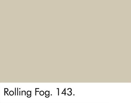 Littlegreene colour palette for Little greene rolling fog
